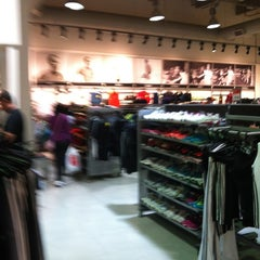 Photo taken at Adidas Outlet by Marcelo N. on 4/1/2012