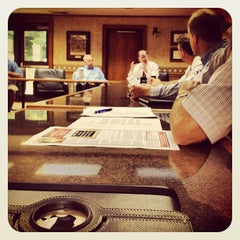 Photo taken at Catawba County Chamber Of Commerce by Lee Y. on 8/16/2012