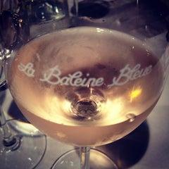 Photo taken at La Baleine Bleue by Louise S. on 8/4/2012
