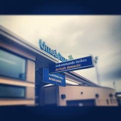 Photo taken at Umeå Airport (UME) by Jonny S. on 5/4/2012