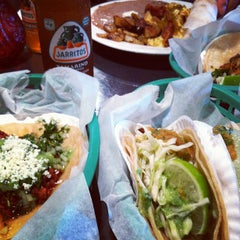 Photo taken at Taqueria Downtown by Wooree K. on 7/22/2012