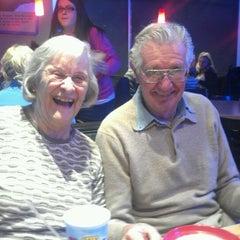 Photo taken at Cafe Zupas by Karen H. on 3/16/2012