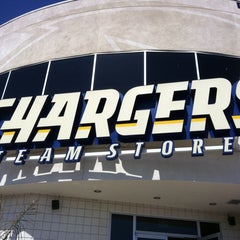 Photo taken at Chargers Team Store by Jay H. on 6/21/2012
