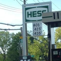 Photo taken at Hess Express by John C. on 4/30/2012