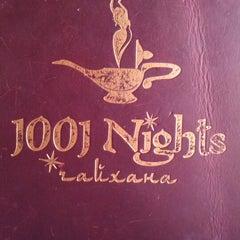 Photo taken at 1001 Nights by Yaniv A. on 7/12/2012