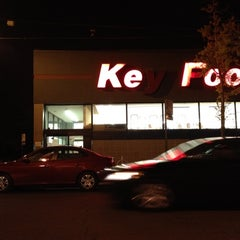 Photo taken at Key Food by Steve K. on 4/14/2012