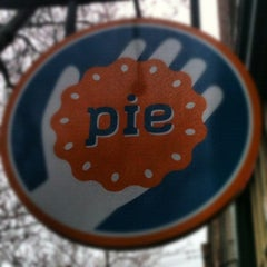 Photo taken at Pie by Matthew S. on 3/18/2012