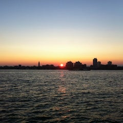 Photo taken at Pier 45 - Hudson River Park by Paul R. on 8/12/2012