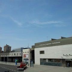 Photo taken at Feria de Valladolid by Borja on 6/1/2012