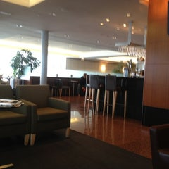 Photo taken at United Club by Marco V. on 8/23/2012