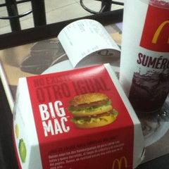 Photo taken at McDonald's by Francisco Javier U. on 2/23/2012