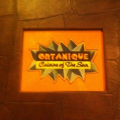 Photo taken at Ortanique on the Mile by Apryl on 5/6/2012