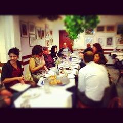 Photo taken at Zorba's Cafe by Stacie V. on 3/27/2012