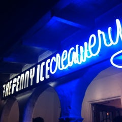 Photo taken at The Penny Ice Creamery by H. C. on 7/22/2012