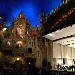Photo taken at The Majestic Theatre by Elle A. on 6/2/2012
