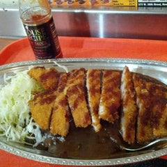 Photo taken at Go! Go! Curry! by Stark on 7/6/2012