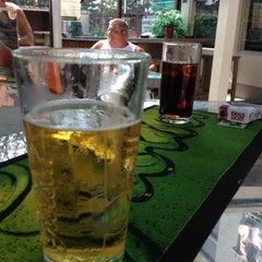 Photo taken at Café Tramzicht by Dennis K. on 7/26/2012