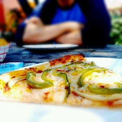 Photo taken at Spartan Pizza by Jin C. on 6/1/2012