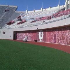 Photo taken at Memorial Stadium by Teal B. on 2/2/2012