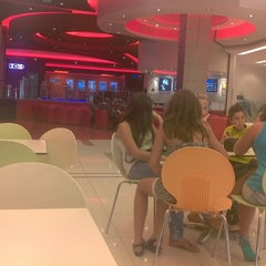 Photo taken at Cinema City by Lubo G. on 8/30/2012