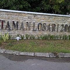 Photo taken at Tanjung Bunga by Bob N. on 7/6/2012