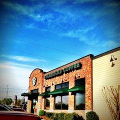 Photo taken at Starbucks by Shana D. on 3/19/2012