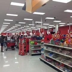 Photo taken at Target by Edward T. on 8/21/2012