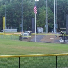 Photo taken at Shunpike Field by James M. on 7/15/2012