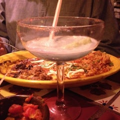 Photo taken at Margaritas Mexican Restaurant by Victoria K. on 8/31/2012