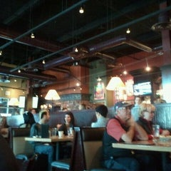 Photo taken at BJ's Restaurant and Brewhouse by John M. on 4/6/2012
