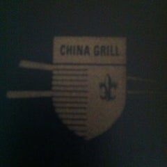 Photo taken at China Grill by Marimar G. on 7/13/2012