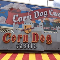Photo taken at Corn Dog Castle by Justice H. on 6/9/2012