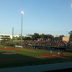 Photo taken at Anteater Ballpark - Cicerone Field by Alex R. on 5/23/2012
