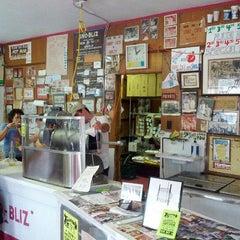 Photo taken at Hansen's Sno-Bliz by Adam S. on 5/6/2012