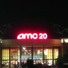 Photo taken at AMC Town Center 20 by Shakhir A. on 7/1/2012