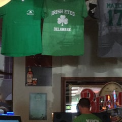 Photo taken at Irish Eyes Pub & Restaurant by Kerri B. on 6/15/2012