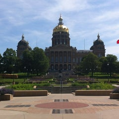 Photo taken at Iowa State Capitol Building by Tim M. on 5/11/2012