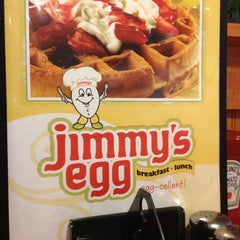 Photo taken at Jimmy's Egg by Jacob R. on 6/24/2012