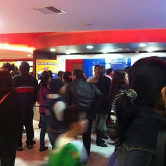 Photo taken at Cineplanet by Lalo Y. on 5/18/2012