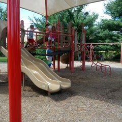 Photo taken at Whistle Stop Park by Bonnie C. on 9/9/2012
