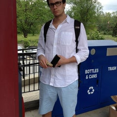 Photo taken at Metro North - Harlem Valley / Wingdale Train Station by Brittany M. on 5/14/2012
