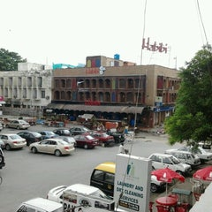 Photo taken at Habibi Restaurant by Abdul M. on 8/25/2012