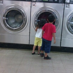 Photo taken at Stryker Laundrymat by Ms'Holly R. on 7/27/2012