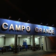 Photo taken at Aeroporto Internacional de Campo Grande (CGR) by Luiz Junqueira P. on 9/6/2012