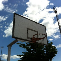 Photo taken at Centro Sportivo Anagni Basket by Luca R. on 5/17/2012