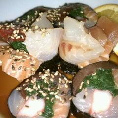 Photo taken at Asahi Sushi by Amanda D. on 2/8/2012