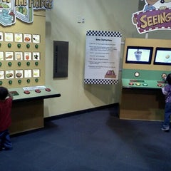 Photo taken at Lied Discovery Children's Museum by Richard A. on 3/29/2012