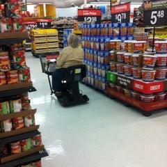 Photo taken at Walmart Supercenter by Alex on 8/28/2012