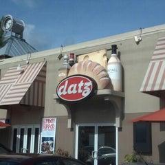 Photo taken at Datz by Rich R. on 8/8/2012