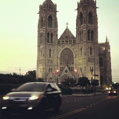 Photo taken at Basilica by Zoie H. on 6/16/2012
